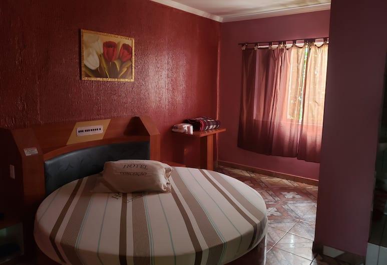 Hotel Conceição, San Paulas, Dvivietis kambarys, 1 standartinė dvigulė lova, Svečių kambarys