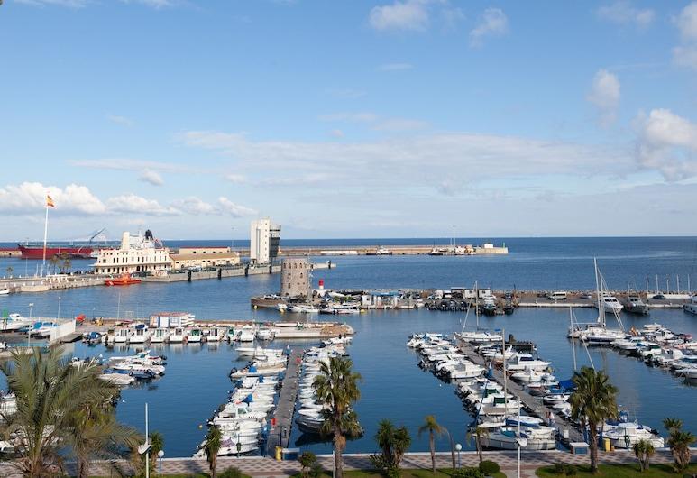 Hercules Boutique Hotel, Ceuta, Suite, 1 queensize-seng, Gjesterom