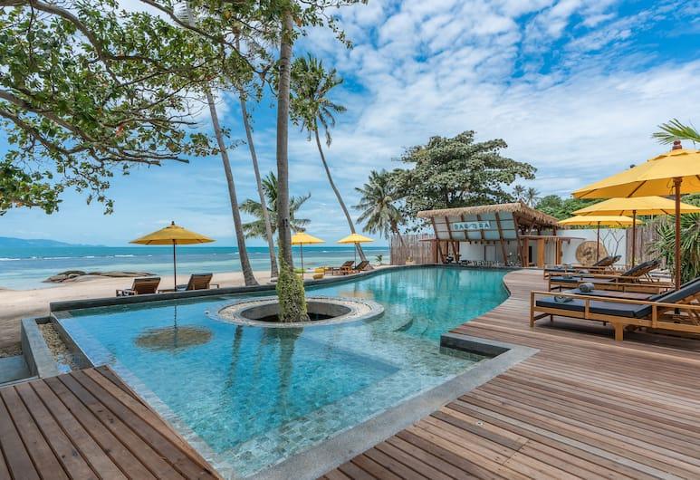 Princess Paradise Koh Phangan, Ko Pha-ngan, Bazén
