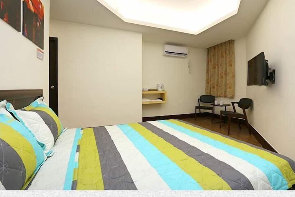 Standard-Doppelzimmer, 1 Doppelbett - Zimmer