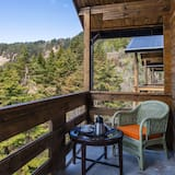 Valley View Cottage - Balcony
