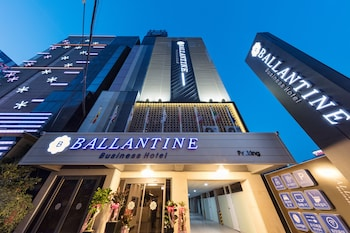 Picture of Ballantine Business Hotel in Gwangju