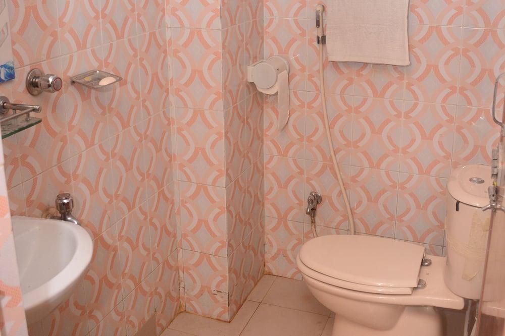 스탠다드 더블룸, 퀸사이즈침대 1개, 시내 전망 - 욕실