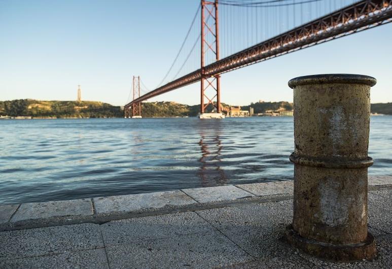 A Place to Call Home in Lisbon, Lissabon, Udendørsareal