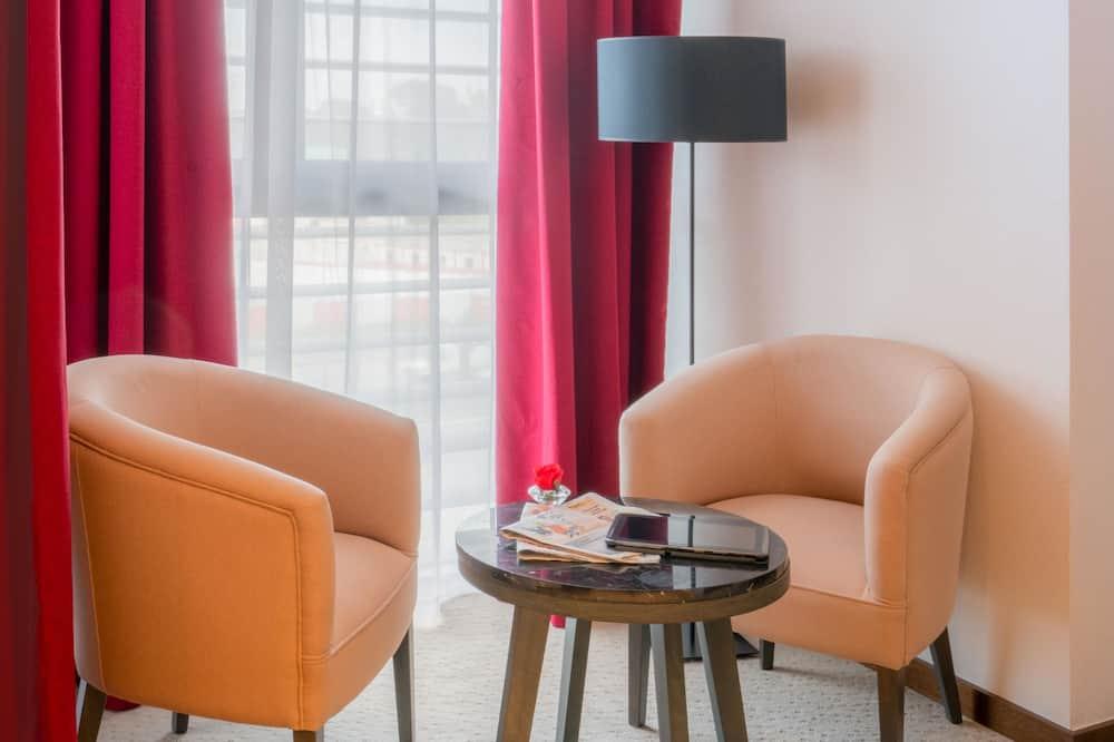 Deluxe tuba, 1 ülilai voodi - Lõõgastumisala