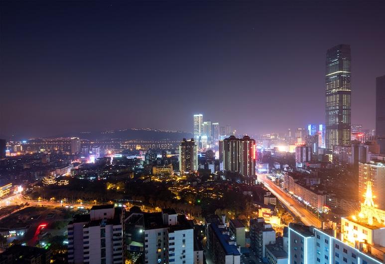 Guardian Residence, Changsha, Fassade der Unterkunft – Abend/Nacht