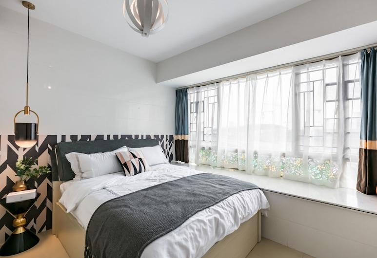 Locals Boutique Apartment Qianshan No.6, Zhuhai , Apartmán typu Basic, 3 spálne, nefajčiarska izba, Izba