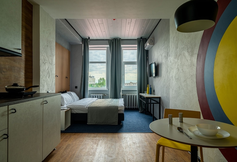 Greenfeel Hotel Pskov, Pihkva, Interjööri detail