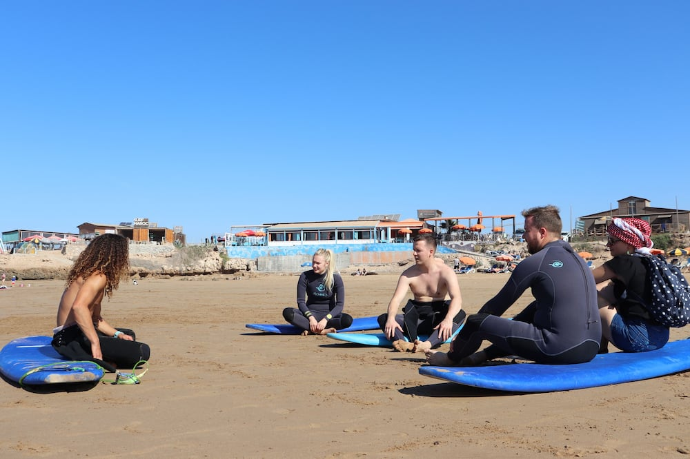Pearl Surf Camp Morocco