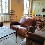 Dom typu Comfort, 3 spálne, výhľad do údolia - Obývacie priestory