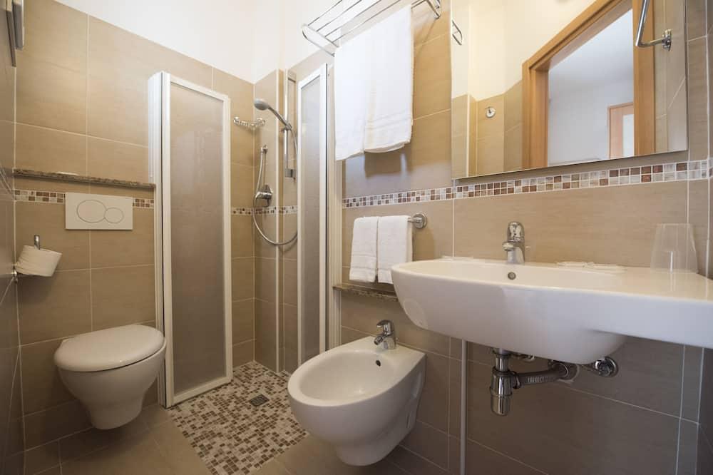Pokój dla 3 osób Deluxe - Udogodnienia kąpielowe