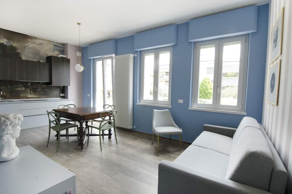 Apartman, Više kreveta - Dnevni boravak