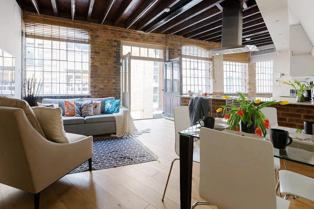 公寓, 2 間臥室 (Wells Mews A) - 特色相片