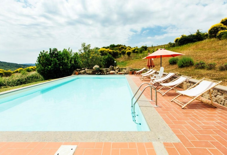 Villa With 6 Bedrooms in Santa Fiora, With Private Pool and Furnished Terrace - 40 km From the Beach, Santa Fiora