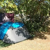 Basic Tent - Bathroom