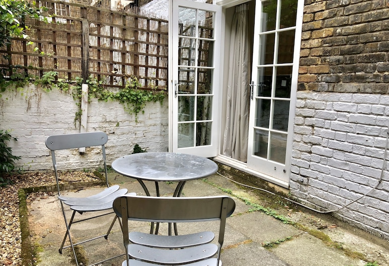 Victoria Station Apartment, London, Familienapartment, 2 Schlafzimmer, Terrasse, Terrasse/Patio