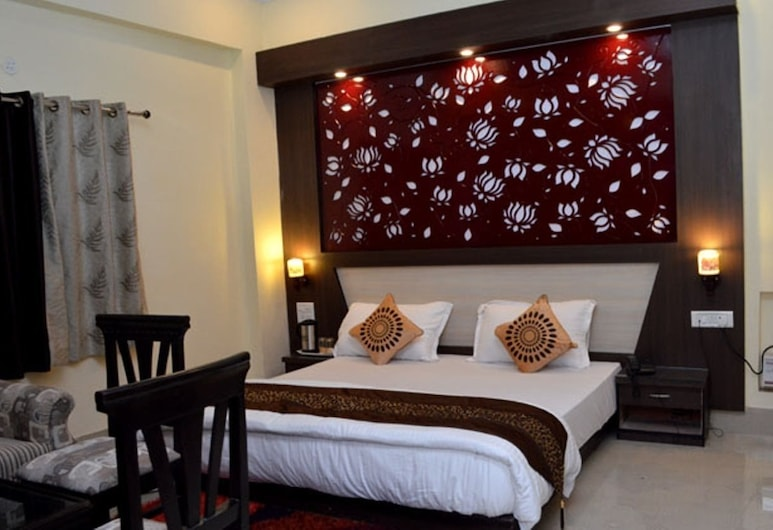 Hotel Park Roots, Haridwar, חדר סטנדרט, נוף לעיר, חדר אורחים