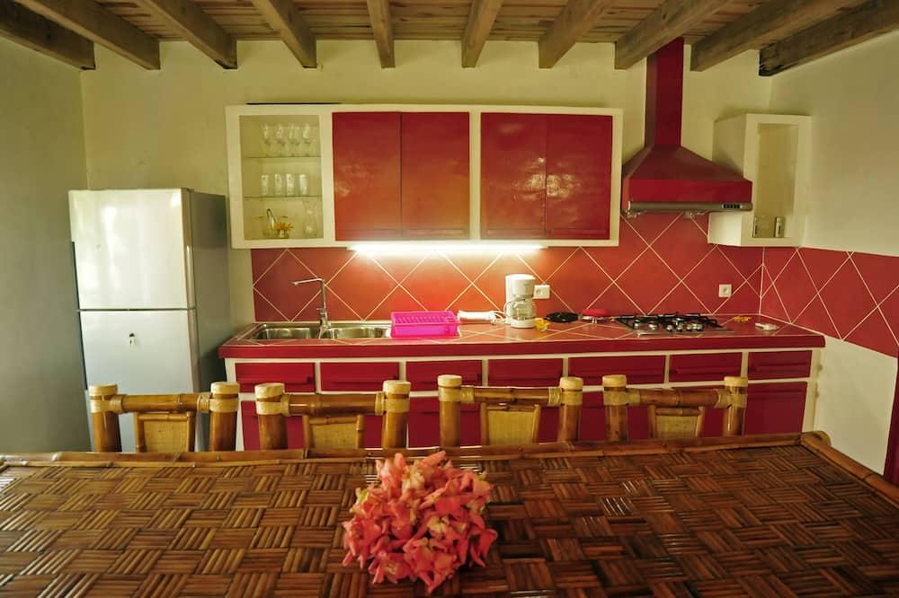 Villa, 4Schlafzimmer, Meerblick - Gemeinschaftlich genutzte Küchenausstattung