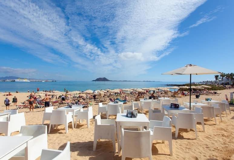GBH Fuerteventura Paradise Surf- Hostel, La Oliva, Strand