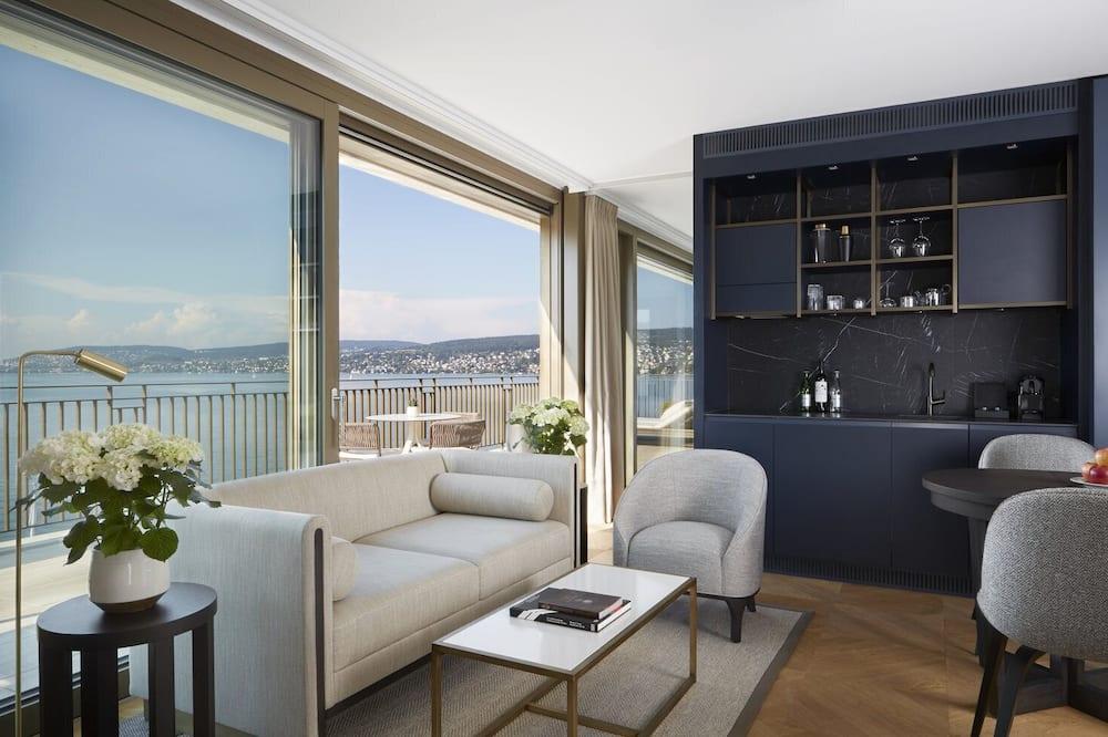 Penthouse One Bedroom Suite - Житлова площа