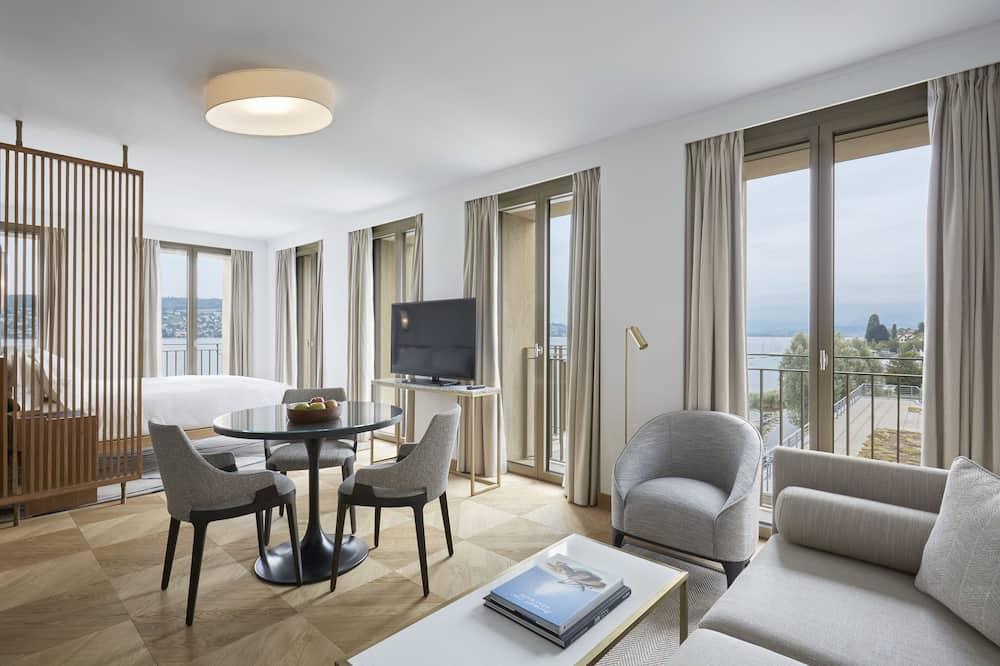 Panorama Junior Suite with balcony - Житлова площа