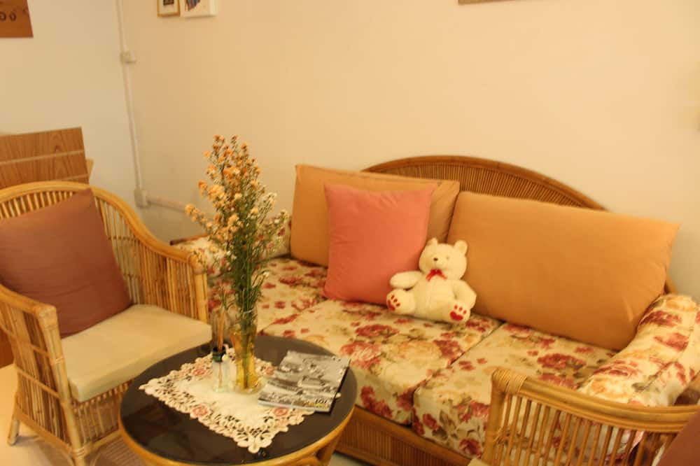 Standard Shared Mixed Dorm - אזור מגורים