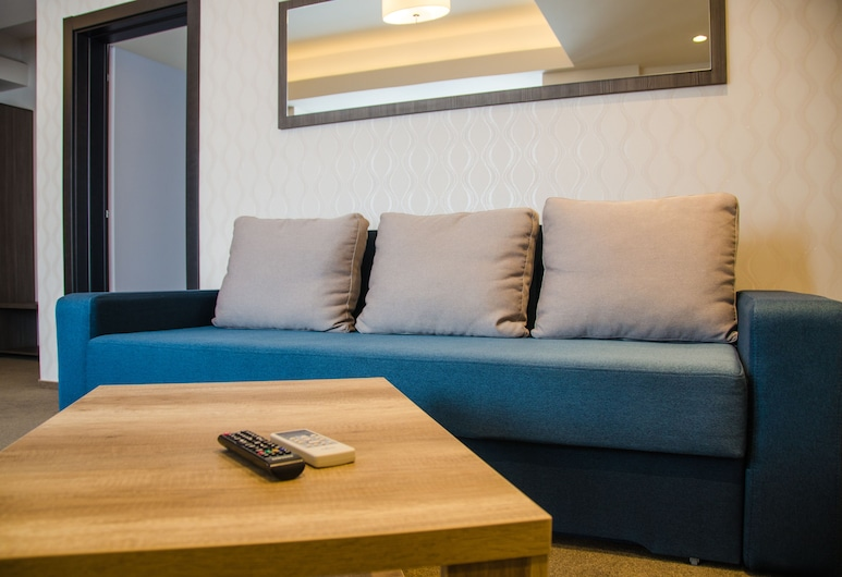 milano blue, Constanta, Suite, vista mare, Camera