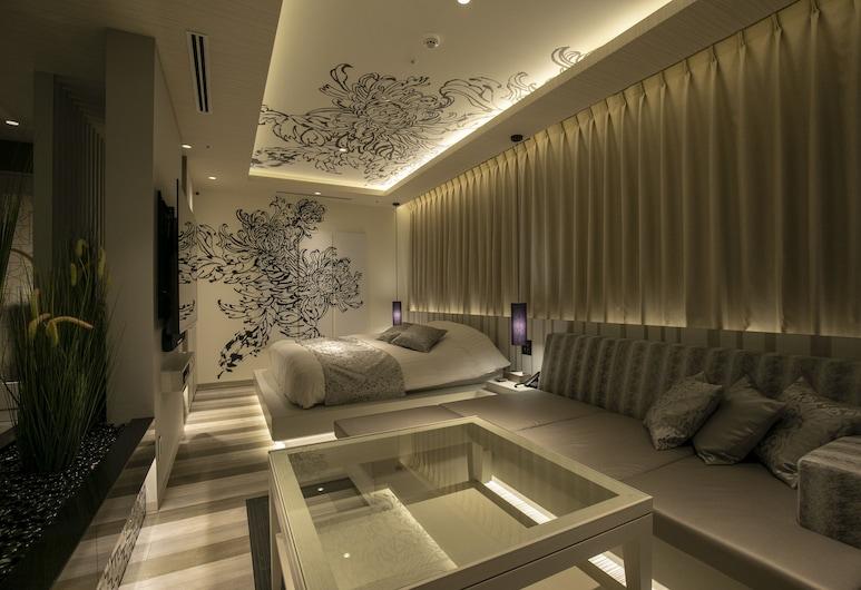 東京赤坂雷克斯酒店, 東京, 休閒客房, 1 張特大雙人床, 非吸煙房, 客房
