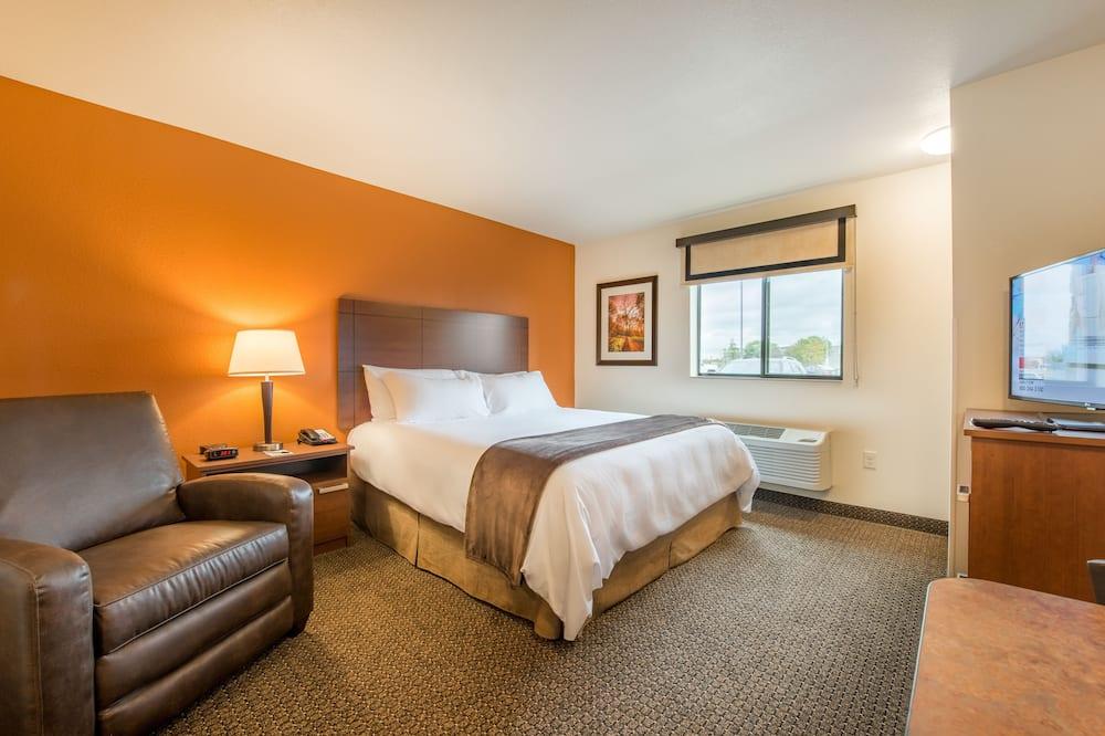 Traditional Single Room, 1 King Bed - Quarto