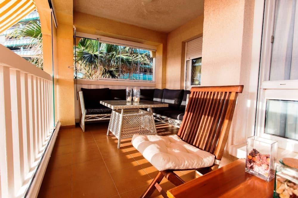 Apart Daire, 2 Yatak Odası, 2 Banyolu - Balkon