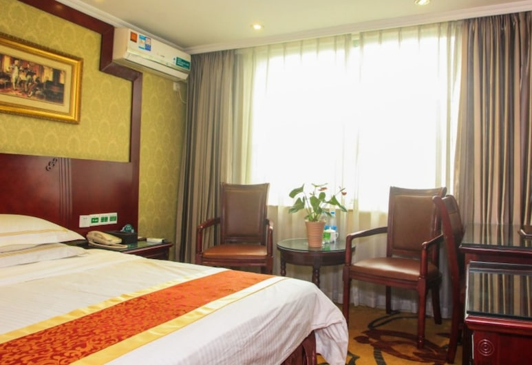 GreenTree Inn GuangZhou Middle Dayuan Road Foreigner College Express Hotel, Guangzhou, Superior King Room, 1.8m Bed, Guest Room