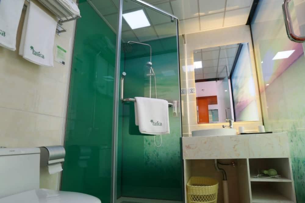 Superior - kahden hengen huone, 1 suuri parisänky - Kylpyhuone