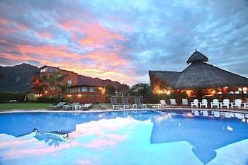 Tepoztlan bölgesindeki Hotel Real del Valle resmi