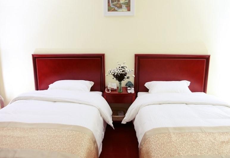 GreenTree Inn NanJing DaChang Getang Metro Station Express Hotel, Nanjing, Superior-Zweibettzimmer, Zimmer