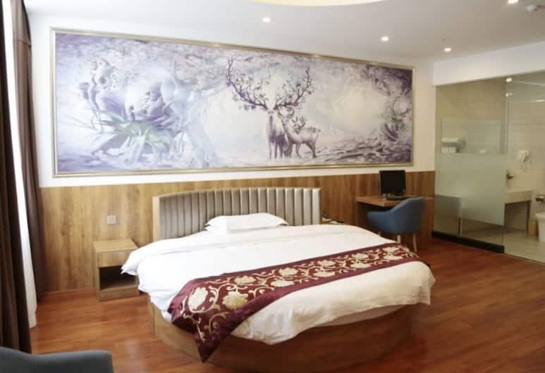 그린트리 인 톈진 지난 디스트릭트 샤오잔 트레이닝 파크 익스프레스 호텔, 톈진