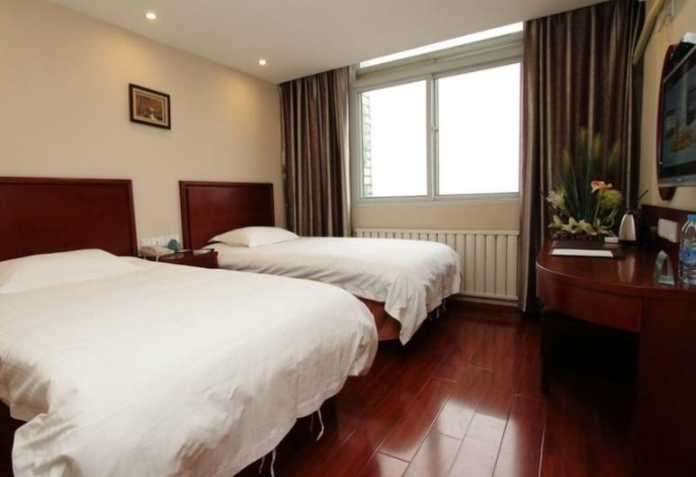 GreenTree Inn Tianjin Dongli District JinZhong Bridge Xinzhong Village Express Hotel, Tianjin