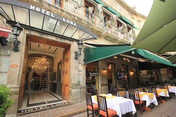 Bild vom Hotel Luna in Guanajuato
