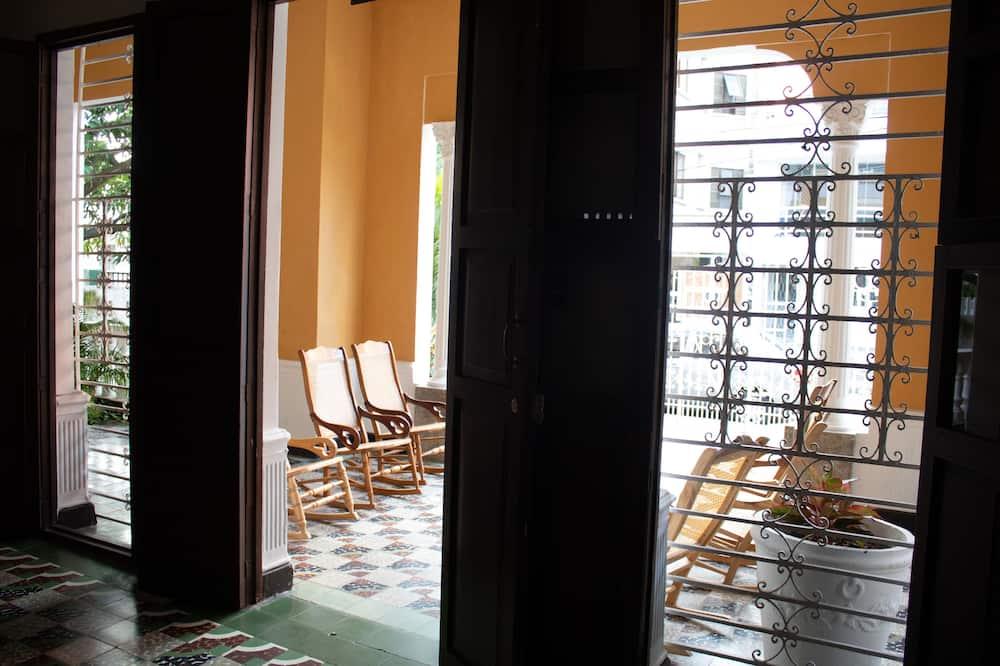 Nappali rész