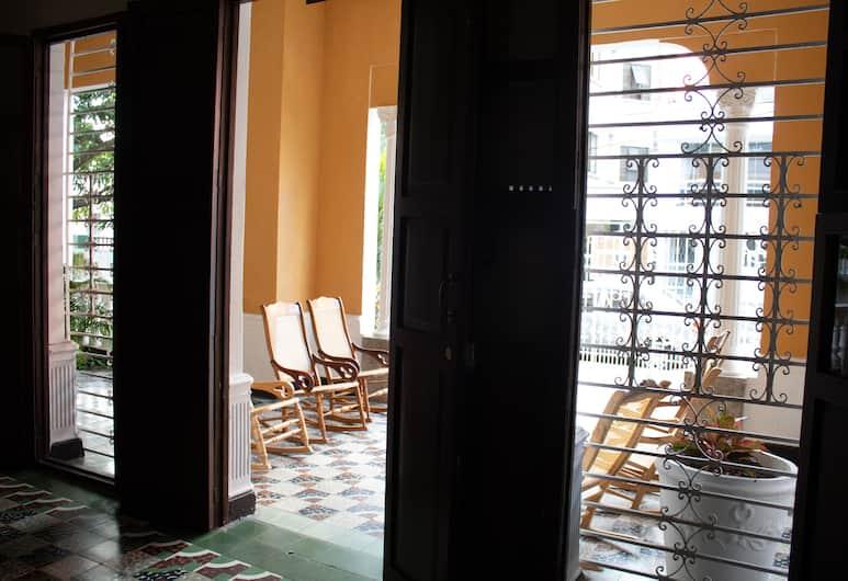 Mansion Bahia Manga, Cartagena, Ruang Tamu