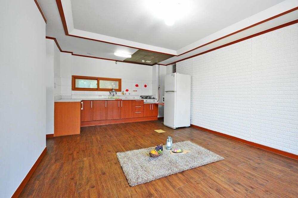 Habitación (A) - Sala de estar
