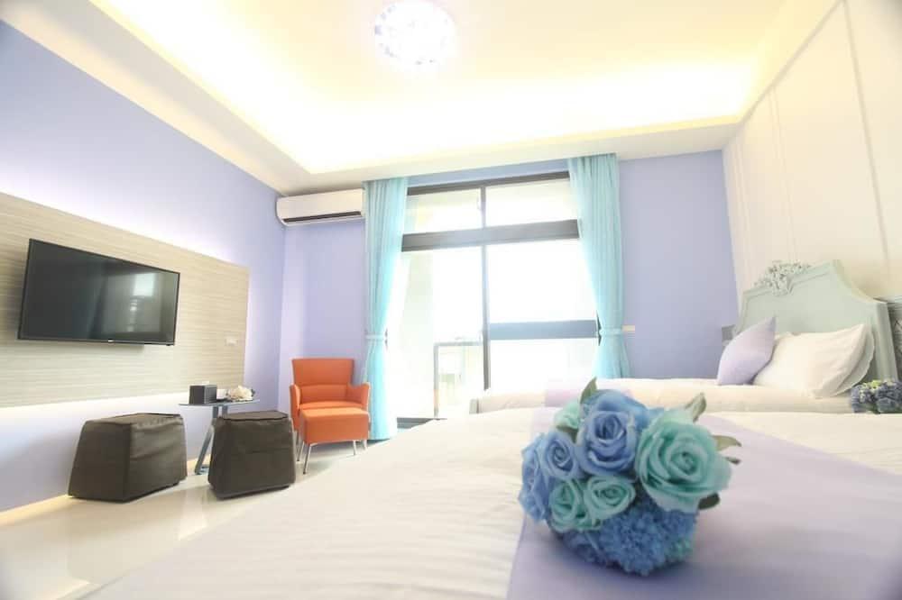 Štvorposteľová izba typu Grand - Hosťovská izba