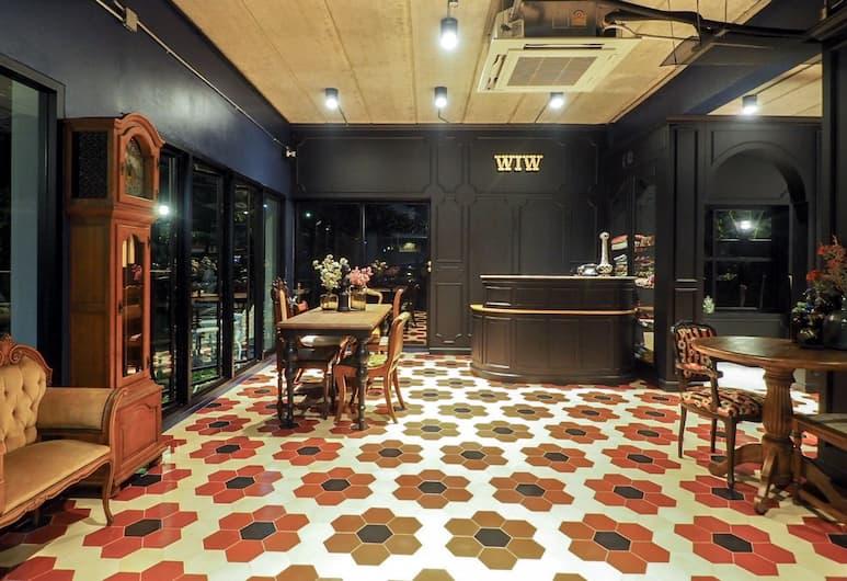 WIW Minihotel, Bangkok, Lobby