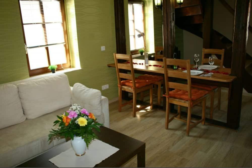 Lägenhet - 1 sovrum (FEWO 1) - Vardagsrum