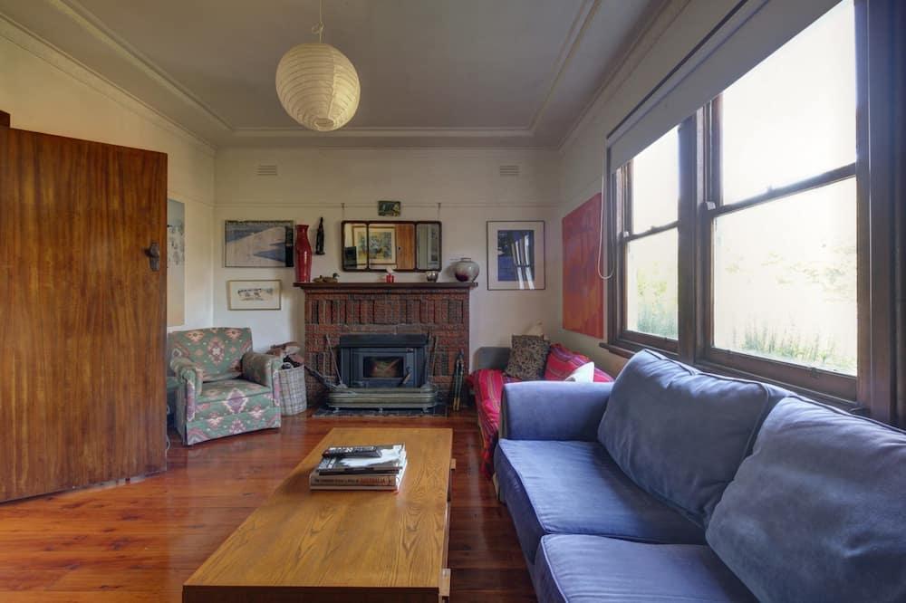 Appartement, 3 slaapkamers - Woonkamer