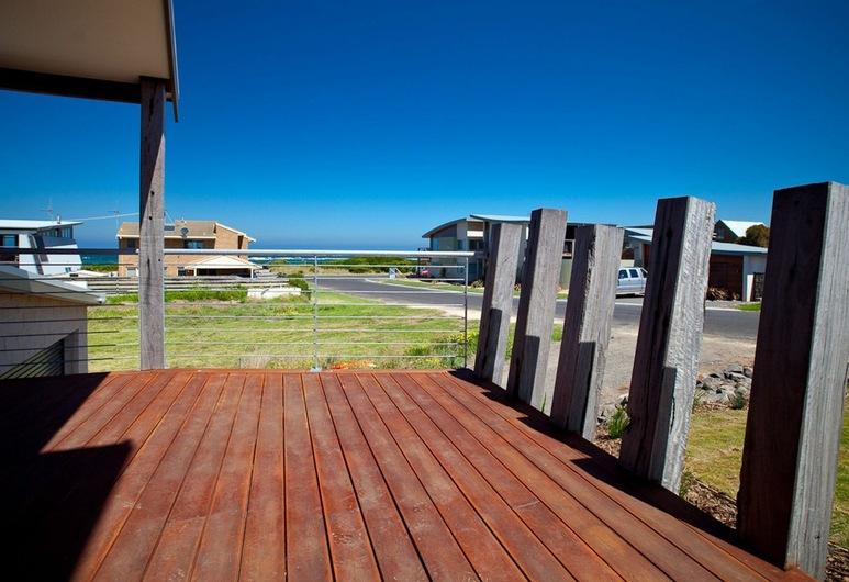 Casaba, Port Fairy, Apartamento, 3 habitaciones, Terraza o patio