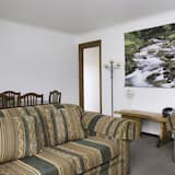 Apartamentai, 3 miegamieji - Svetainė