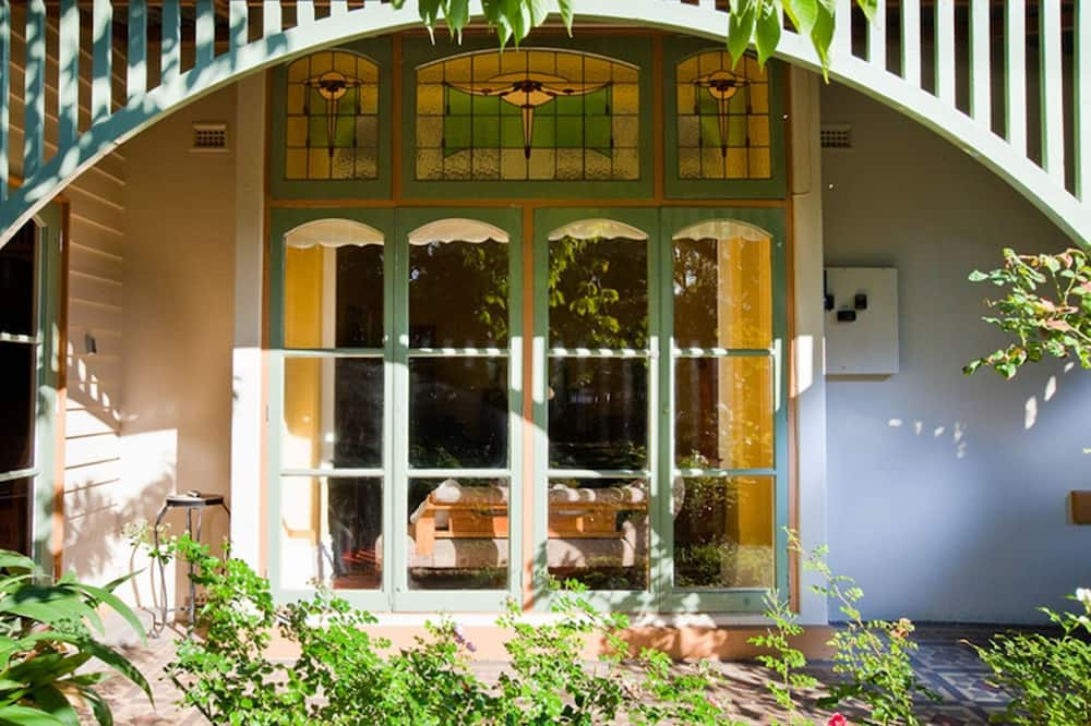 Апартаменти, 4 спальні - Тераса/внутрішній дворик