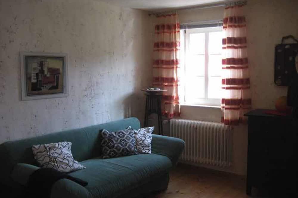 Departamento, 1 habitación, para no fumadores (Alex, incl. end cleaning fee) - Sala de estar