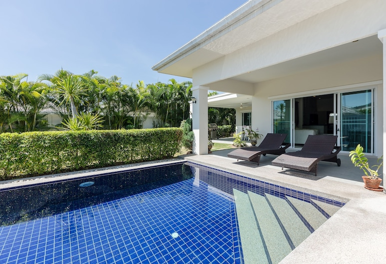 Pool Villa With 3 Bedrooms L55, Hua Hin