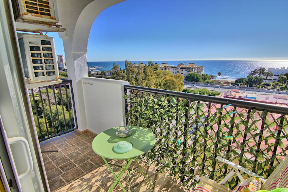 Penthouse, 3 Bedrooms, Partial Sea View (Duplex) - Balcony